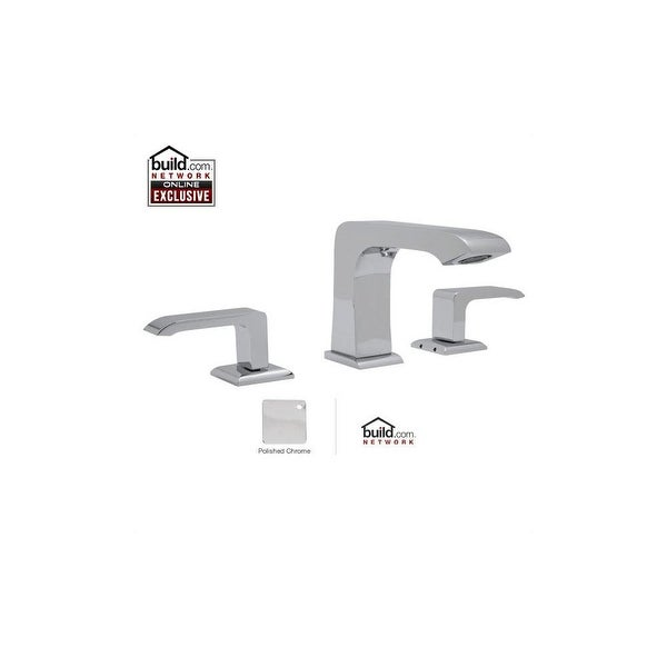 Rohl CA2202LM 2 Caswell Widespread Bathroom Faucet   Free Pop Up Drain With  Purchase
