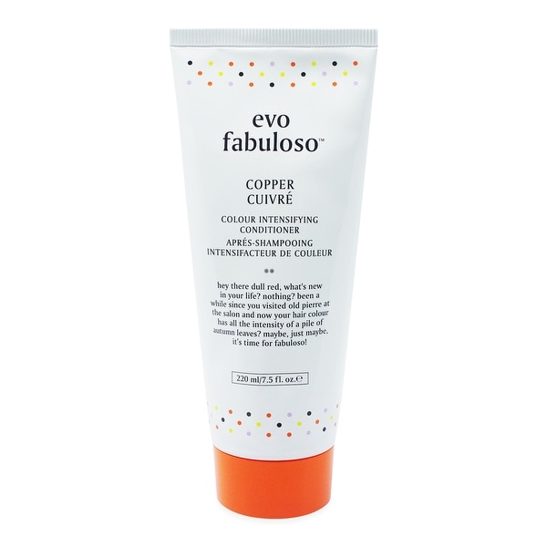 EVO Fabuloso Copper Colour Intensifying Conditioner 7.5 Oz