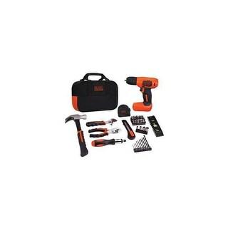 Stanley black & decker bdcd8pk bd crdlss drill 8v & tool kit