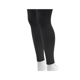 7133143ec425c Top Product Reviews for Muk Luks Tights Womens Fleece Lined Elastic ...