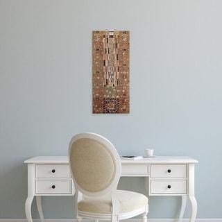 Easy Art Prints Gustav Klimt's 'D?cor' Premium Canvas Art