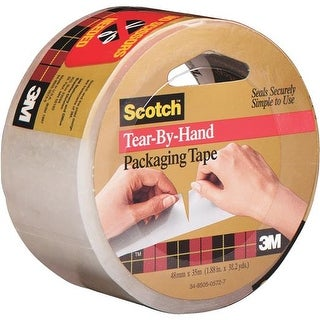 """3M 2""""X38yd Tearable Tape 3842 Unit: ROLL