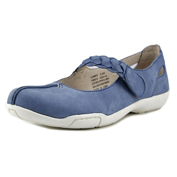 Ros Hommerson Camry Women Lt Blue Flats