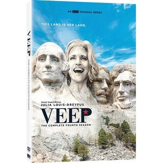 Veep: The Complete Fourth Season [DVD]