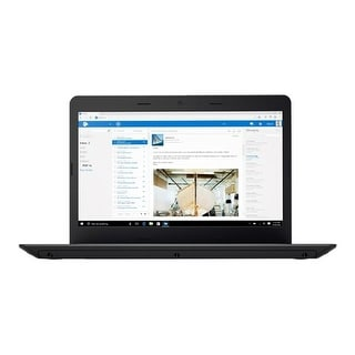 Lenovo ThinkPad E475 - 14 Inch Notebook PC