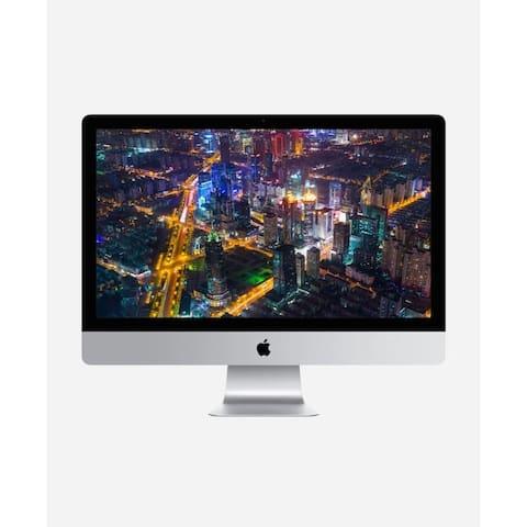 iMac 21.5-inch (Aluminum) 1.6GHZ Dual Core i5 (Late 2015) 1 TB Hard Drive 8 GB Memory