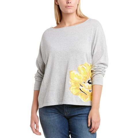 Joan Vass Plus Sweater