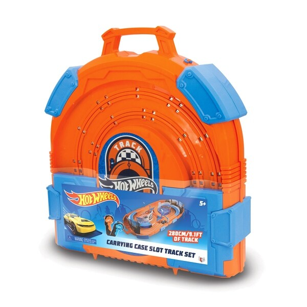 Hot Wheels Battery Operated 9.1 ft. Slot Track. Opens flyout.