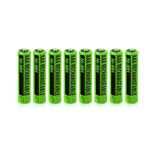 NiMH AAA Clearsounds (8-Pack) NiMh AAA Batteries 4-Pack