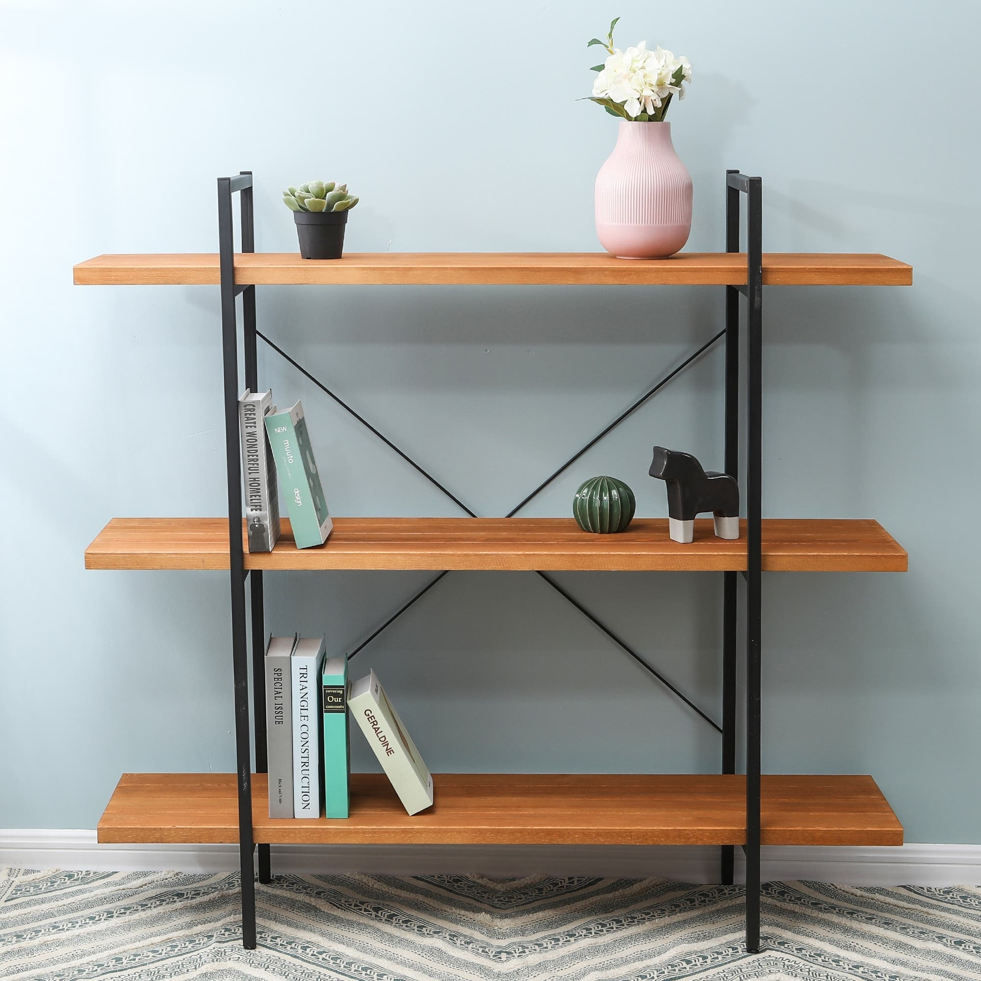 Metal Etagere Bookcase Marcuscable Com