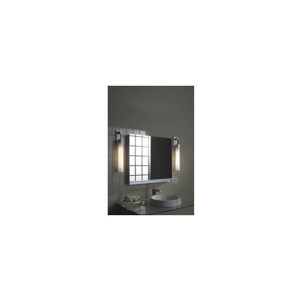 """Robern UC3027FPE Uplift 30"""" x 27"""" x 6"""" Single Door Medicine Cabinet with Integrated Electrical - mirrored - N/A"""