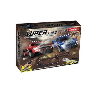 Link to JOYSWAY Super 255 USB Power Slot Car Racing set Similar Items in Toy Vehicles