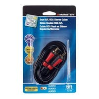 Monster Jhiu 140289-00 6 ft. Cable