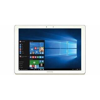 """Manufacturer Refurbished - Samsung Galaxy TabPro S 12"""" Tablet Intel M3-6Y30 4GB 128GB W10 No Keyboard"""