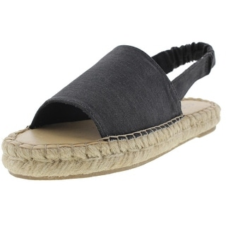 Coconuts by Matisse Womens Darling Open Toe Slingback Platform Sandals - 6 medium (b,m)