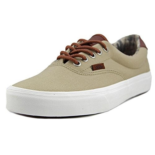 326b25bd1c Shop Vans Era 59 Mens Tan Textile Lace Up Sneakers Shoes - Free Shipping On  Orders Over  45 - Overstock - 19537548