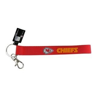 Cleanlapsports Kansas City Chiefs Red Wristlet