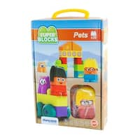 Super Blocks Pets Set