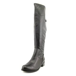 Matisse Sicoya Women Round Toe Leather Knee High Boot