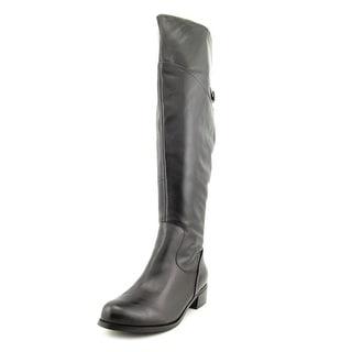 Matisse Sicoya Women W Round Toe Leather Knee High Boot