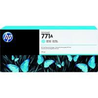 HP 771A 775-ml Light Cyan DesignJet Ink Cartridge (B6Y20A) (Single Pack)