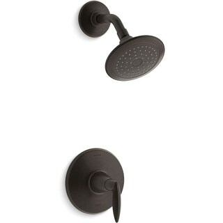 Kohler K-TS45106-4 Alteo Single Function Shower Head with Pressure Balance Shower Valve Trim - Less