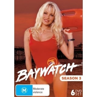Baywatch Season 3 [DVD]
