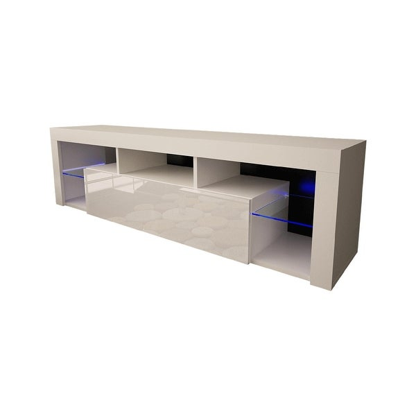 Milano 160 Wall-mounted 63-inch Modern TV Stand