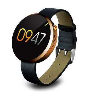 TechComm DM360 Smart Watch Heart Rate Monitor for iPhones
