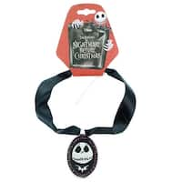 Nightmare Before Christmas Jack Skellington Necklace