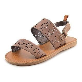 Osh Kosh Peggy-G Open-Toe Synthetic Slingback Sandal