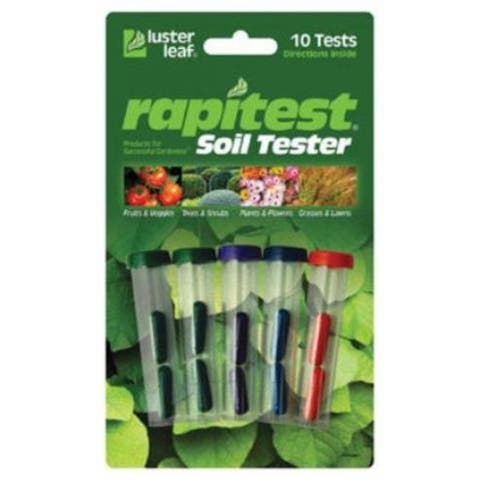 Rapitest 1609CS Soil Tester, 10 Kits