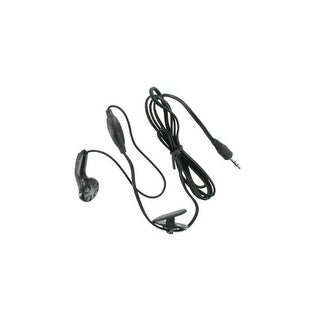 Brightstar Universal 2.5mm Headset for Cell Phone (2 Pack)