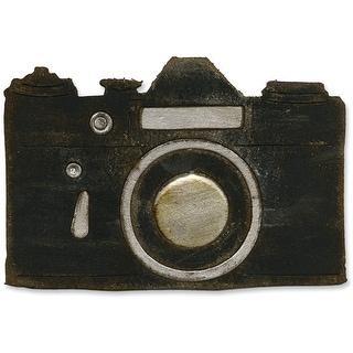 "Sizzix Bigz Die By Tim Holtz 5.5""X6""-Vintage Camera"
