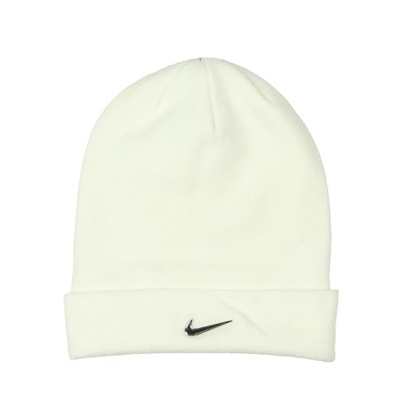 Shop Nike Mens Beanie Hat Knit Metallic - O S - Free Shipping On Orders  Over  45 - Overstock.com - 25681383 ab60a986e3a