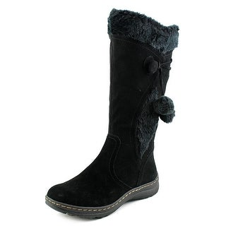 Baretraps Adaire Women Round Toe Leather Snow Boot