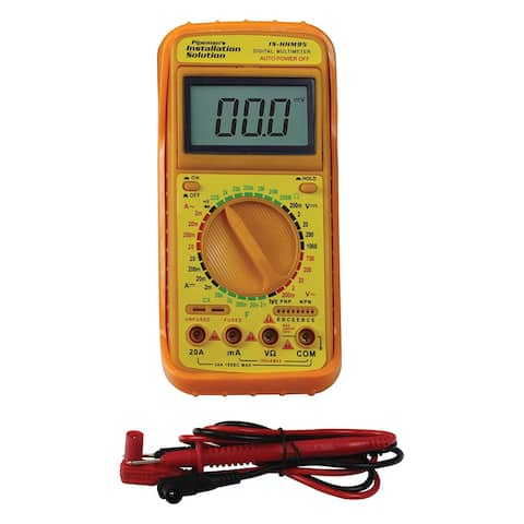 Nippon is-hhm95 installation solutions voltage tester with temperature measurement