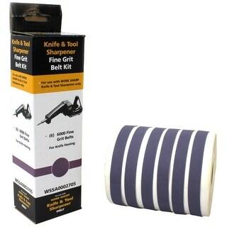 Drill Doctor WSSA0002705C Work Sharp Knife & Tool Sharpener Belt Kit