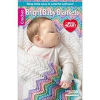 Bright Baby Blankets - Leisure Arts