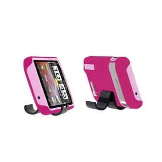 Incipio - Double Cover Case for HTC ThunderBolt 6400 - Pink
