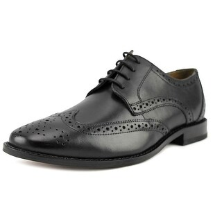Florsheim Montinaro Wing Men 3E Wingtip Toe Leather Oxford (Option: Comfort)