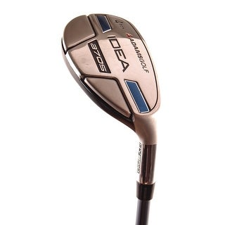 New Adams Idea A7OS Hybrid #4 Senior Flex Graphite RH (NO HC)