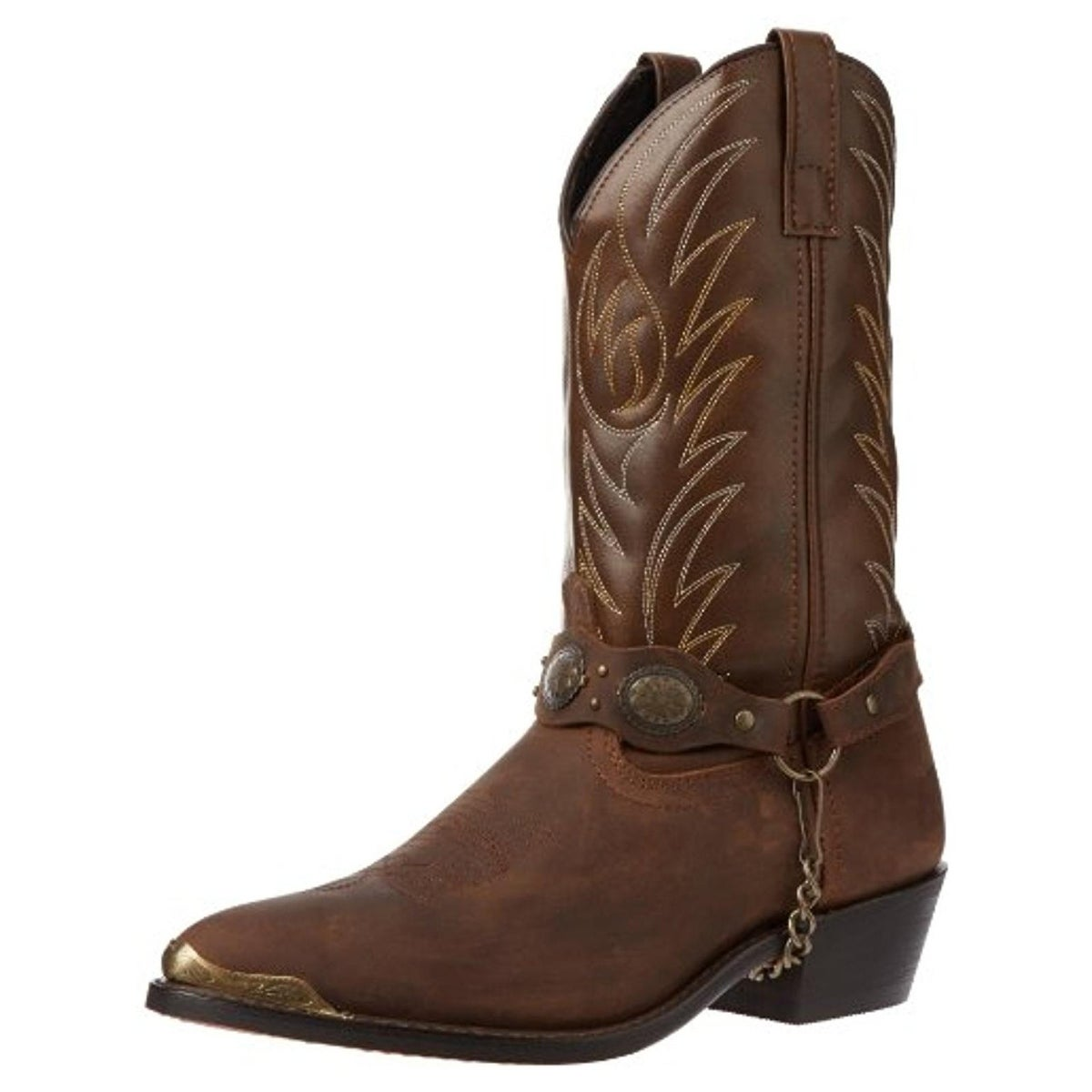 1f2b7e4220d Buy Leather Laredo Men's Boots Online at Overstock | Our Best Men's ...