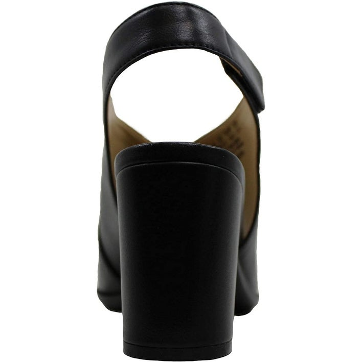 Women/'s Naturalizer Ursa Platform Wedge Sandal Dusty Rose Waxy Nubuck