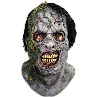 Trick or Treat Walking Dead Moss Walker Mask - grey