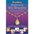 Beadalon 'Beginning Wire Wrapping' - Technique Booklet New - Thumbnail 0