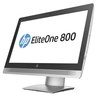 HP EliteOne 800 G2 All-in-One Computer - Intel Core i7 (6th Gen) (Refurbished)