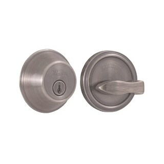 Weslock 371 Single Cylinder Deadbolt from the Essentials Collection - N/A
