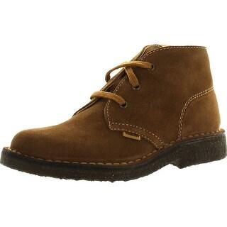 Primigi Boys Ground Lace Up Chukka Boots