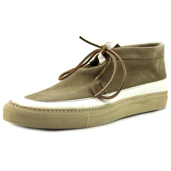 Buttero B6304 Men Beige/White Sneakers Shoes